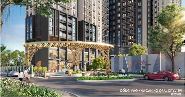 can ho opal cityview